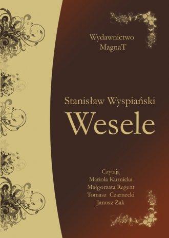 Wesele Książka Audio Cd Mp3 Stanisław Wyspiański Audiobook