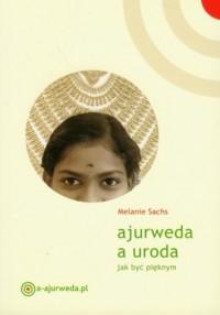 Ajurweda a uroda - okładka książki