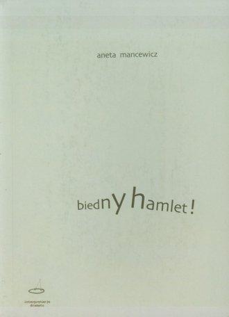 Biedny Hamlet - okładka książki