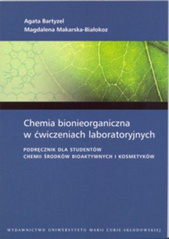 Chemia bionieorganiczna w ćwiczeniach - okładka książki