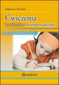 Ćwiczenia korekcyjno kompensacyjne - okładka podręcznika