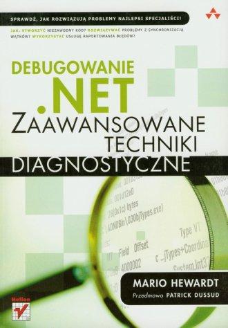 Debugowanie .NET. Zaawansowane - okładka książki