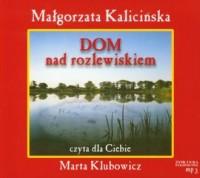 Dom nad rozlewiskiem (CD mp3) - pudełko audiobooku