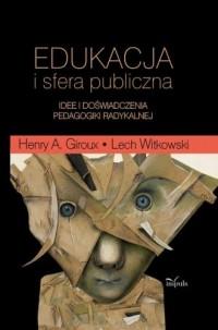 Edukacja i sfera publiczna - okładka książki