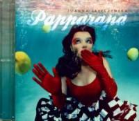 Joanna Jabłczyńska. Papparapa (CD audio) - okładka płyty