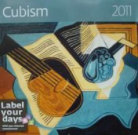 Kalendarz Cubism 2011 - okładka książki
