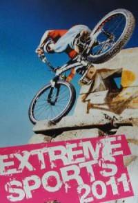 Kalendarz Extreme Sports 2011 - okładka książki
