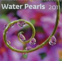 Kalendarz Water Pearls 2011 - okładka książki