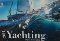 Kalendarz Yachting 2011 - okładka książki
