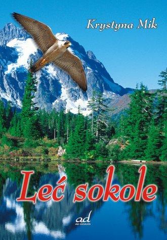 Leć sokole - okładka książki