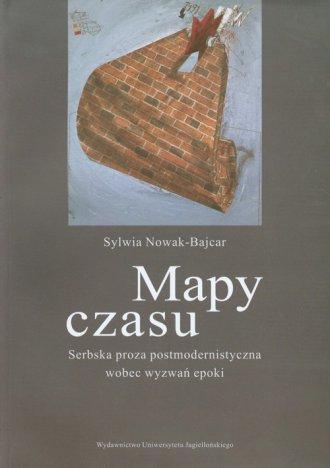 Mapy czasu - okładka książki