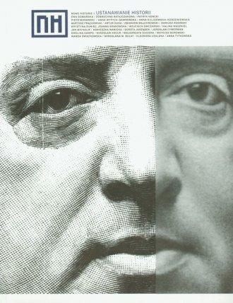 Nowe historie 1. Ustanawianie historii - okładka książki