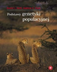 Podstawy genetyki populacyjnej - okładka książki