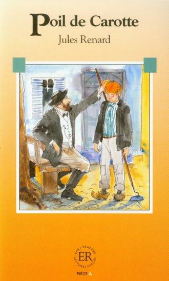 Poil de Carotte A - okładka książki