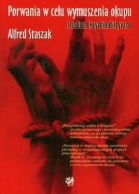 Porwania w celu wymuszenia okupu - okładka książki