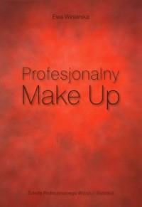 Profesjonalny Make Up - okładka książki