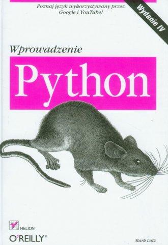 Python. Wprowadzenie - okładka książki