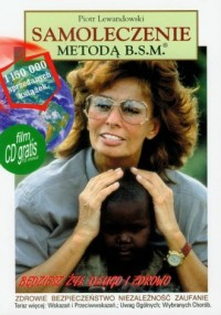Samoleczenie metodą B.S.M. (CD) - okładka książki