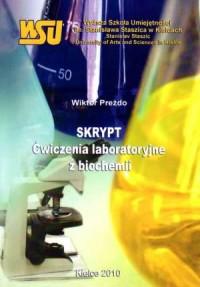 Skrypt z biochemii - okładka książki