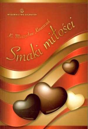 Smaki miłości - okładka książki