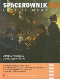 Spacerownik. Łódź filmowa - okładka książki