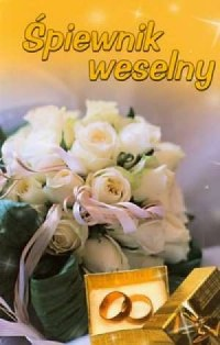 Śpiewnik weselny - okładka książki