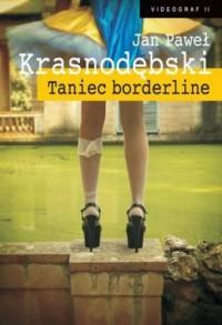 Taniec borderline - okładka książki