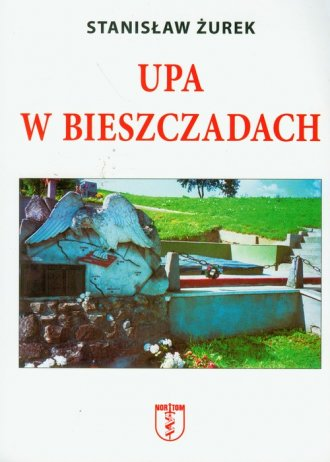 UPA w Bieszczadach - okładka książki