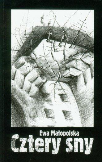 Cztery sny - okładka książki