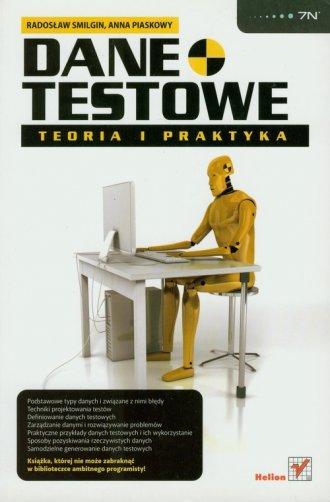 Dane testowe. Teoria i praktyka - okładka książki