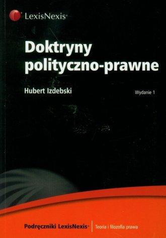 Doktryny polityczno-prawne - okładka książki