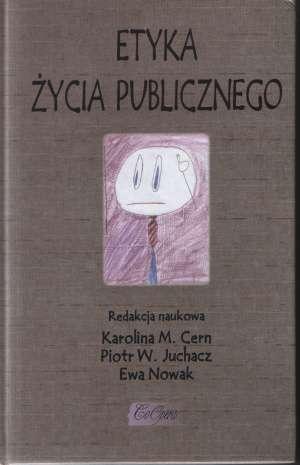 Etyka życia publicznego - okładka książki
