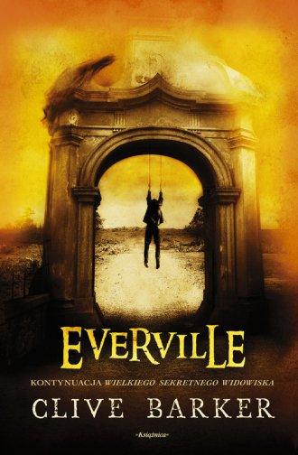 Everville - okładka książki