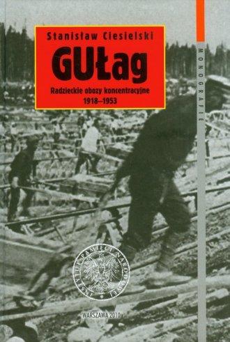 GUŁag. Radzieckie obozy koncentracyjne - okładka książki