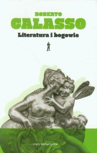 Literatura i bogowie - okładka książki
