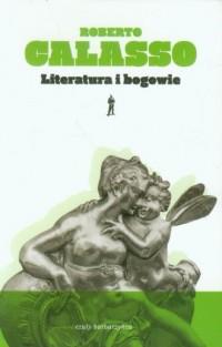 Literatura i bogowie - Roberto - okładka książki