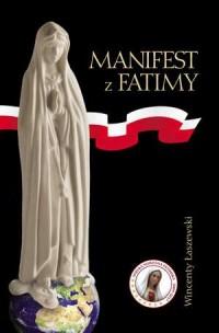 Manifest z Fatimy - okładka książki