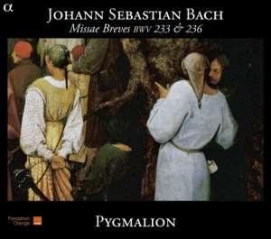 Missae Breves BWV 233 & 236 (CD) - okładka płyty