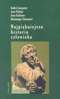 Najpiękniejsza historia człowieka - okładka książki