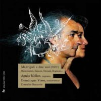 Parole e Querele D amore. Madrigali a due voci (CD) - okładka płyty