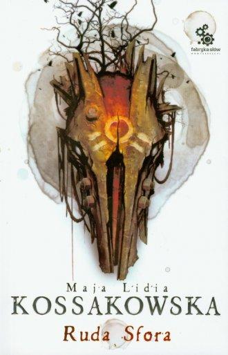 Ruda Sfora - okładka książki