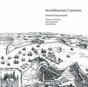 Scandinavian Cantatas - okładka płyty
