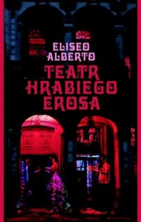 Teatr Hrabiego Erosa - okładka książki