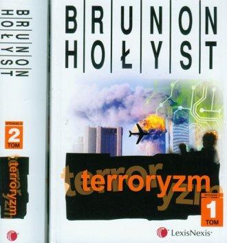 Terroryzm. Tom 1-2 - okładka książki