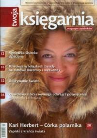 Twoja Księgarnia 1(9)/2011 - okładka książki