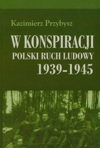 W konspiracji. Polski Ruch Ludowy - okładka książki