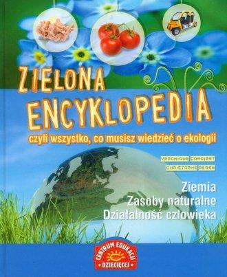 Zielona encyklopedia, czyli wszystko, - okładka książki