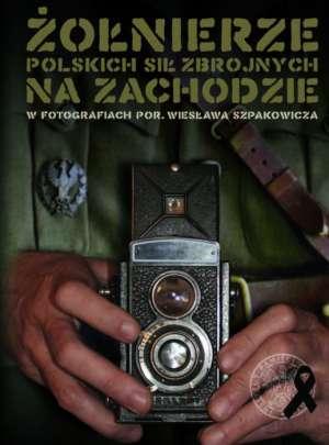 Żołnierze Polskich Sił Zbrojnych - okładka książki