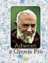 Adwent z Ojcem Pio - okładka książki