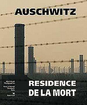 Auschwitz. Residence de la mort - okładka książki